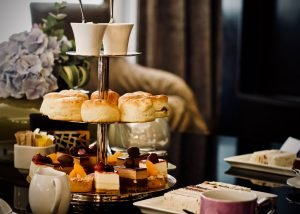 Foto di un meraviglioso cream tea