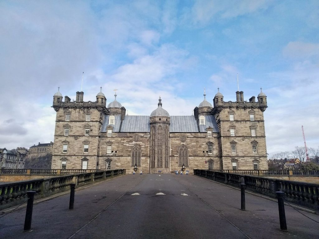 La George Hertiot's School a Edimburgo