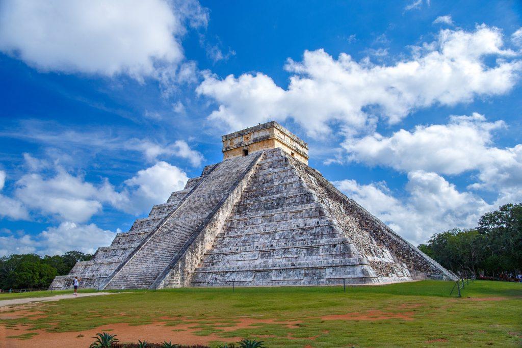 Il Chichén Itzá, in Messico.