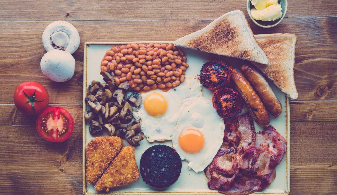 Full English Breakfast: tutto sulla deliziosa colazione inglese