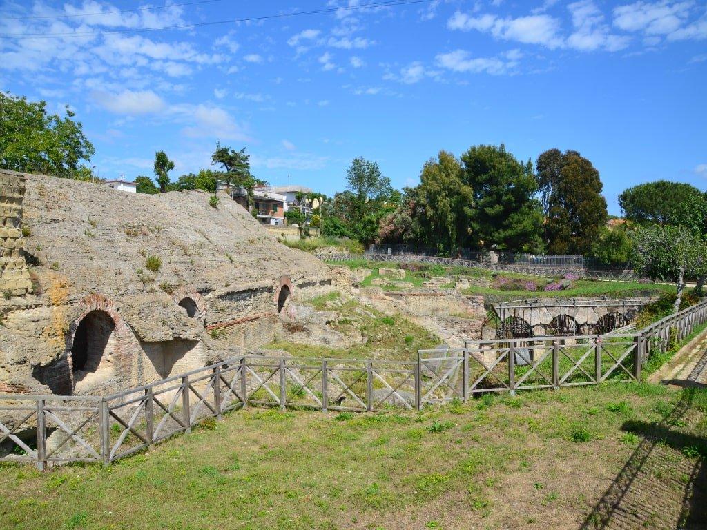 Lo stadio di Antonino Pio a Pozzuoli