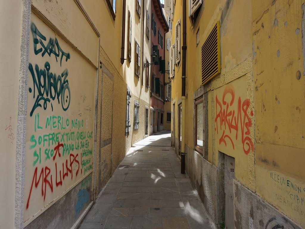La Cavana di Trieste.