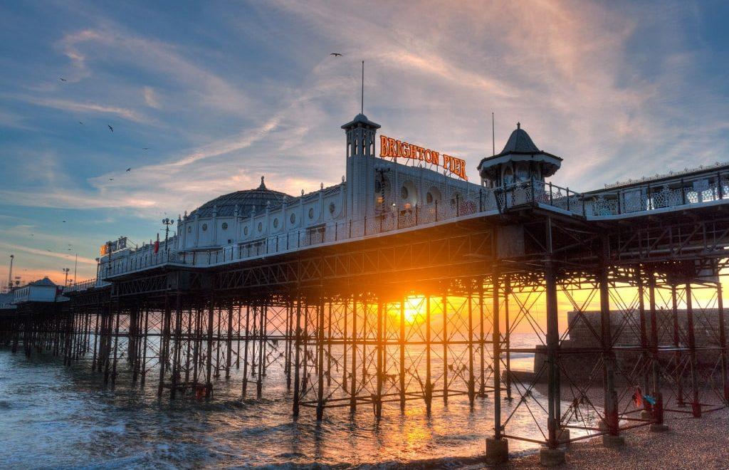Cosa vedere a Brighton, la solare cittadina di mare inglese